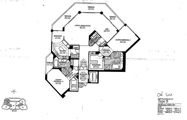 Aventura Isles Floor Plans: Residence Du Cap Condos For Sale In Williams Island, FL
