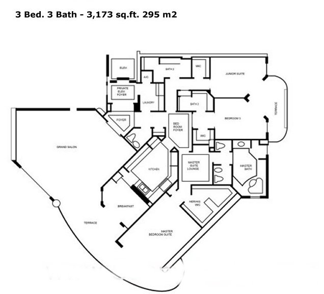Atlantic I At The Point Condos For Lease Rent 6