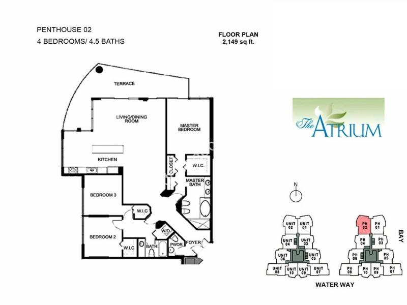Aventura Isles Floor Plans: Atrium At Aventura Condos For Sale