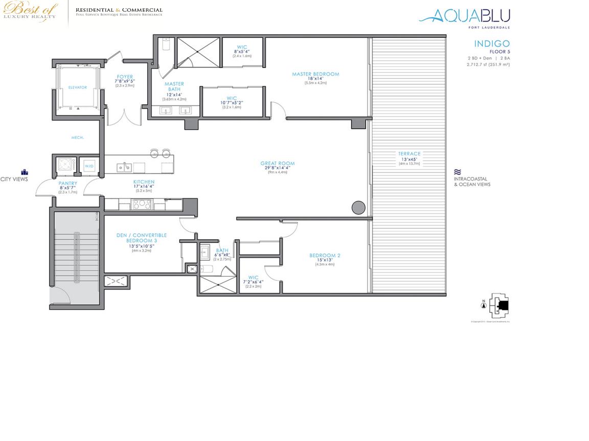 Aquablu Condos 0 For Lease Rent Aquablu 920