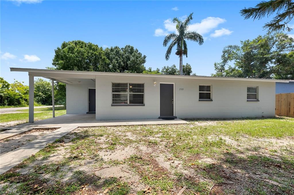 2505 Henderson, Fort Myers, Florida 33916