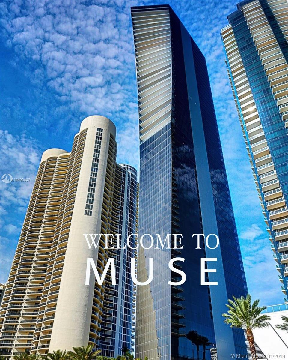 The MUSE Residences, 17141 Collins Ave Unit 2001, Sunny Isles Beach, Florida 33160
