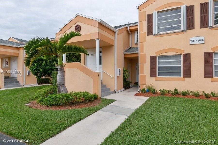 2606 SE 19th Ct Unit 203-A, Homestead, Florida 33035