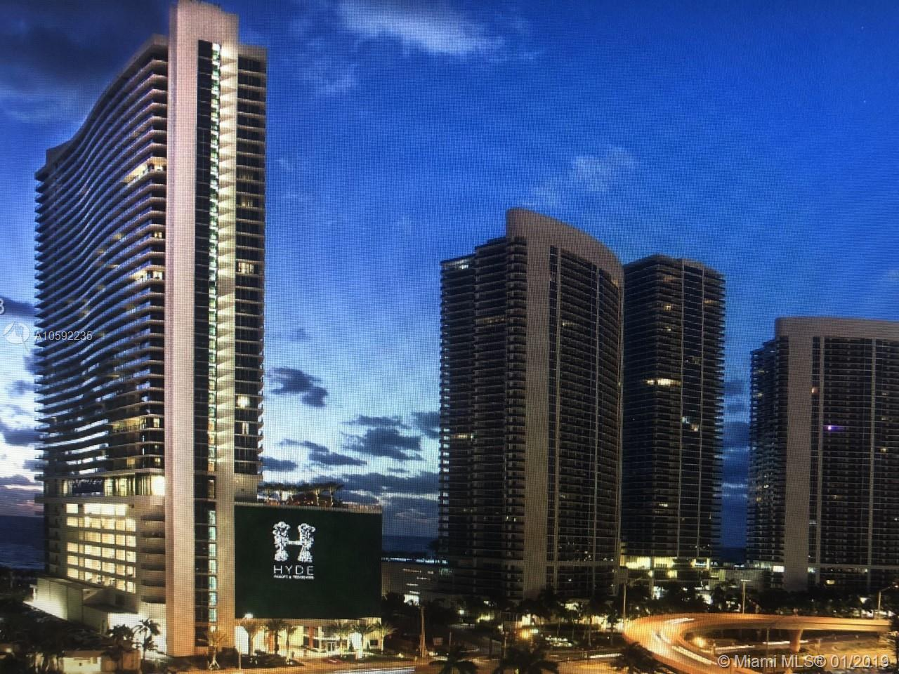 Hyde Resort and Residences, 4111 S Ocean Dr Unit 2106, Hollywood, Florida 33019