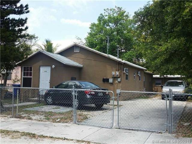 133 NW 69 ST, Miami, Florida 33150