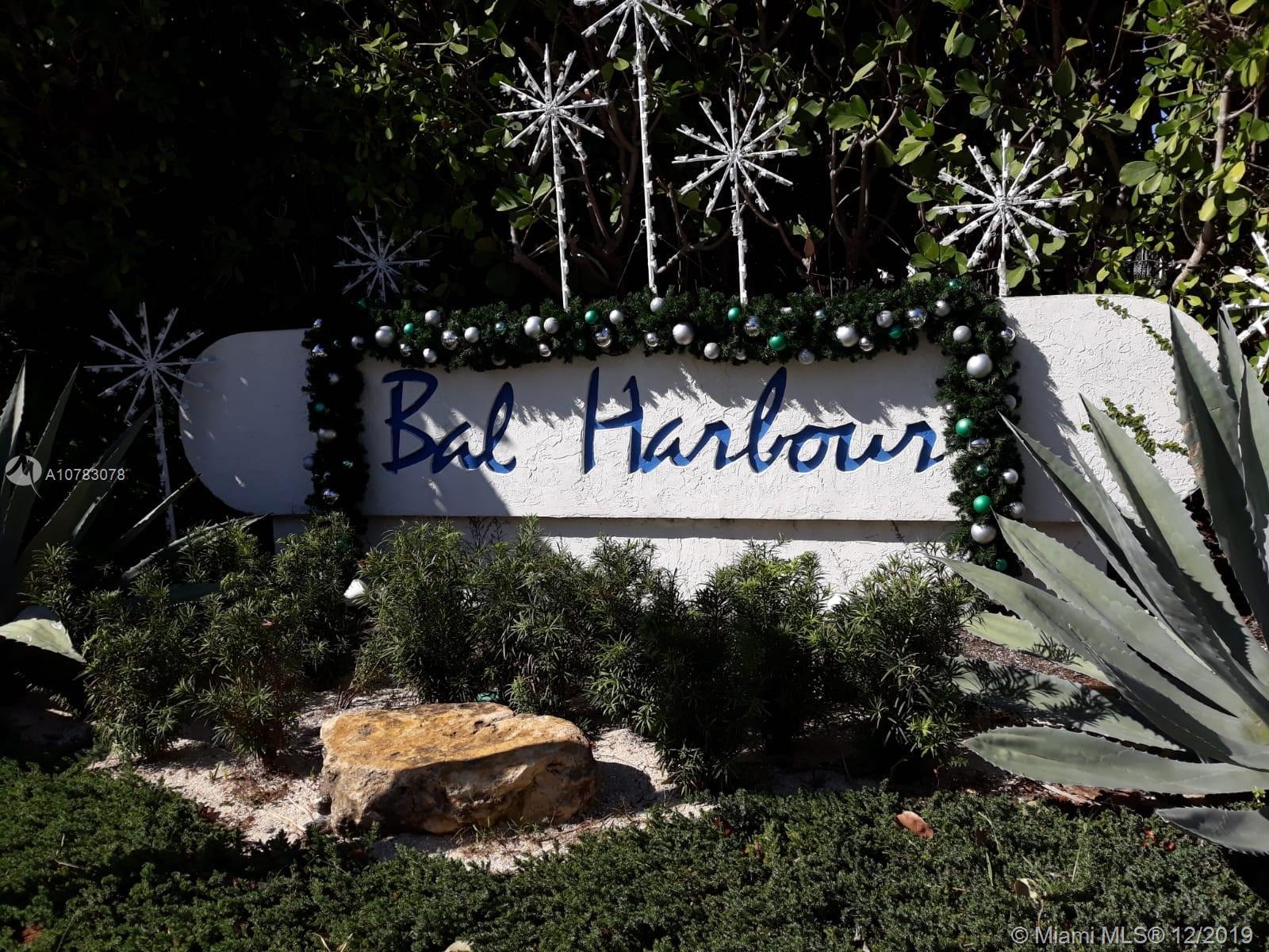 20 Park Dr Unit 9, Bal Harbour, Florida 33154