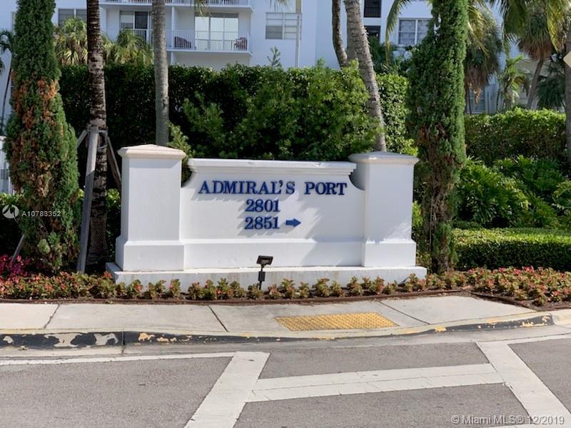 Admirals Port, 2801 NE 183rd St Unit 1409W, Aventura, Florida 33160