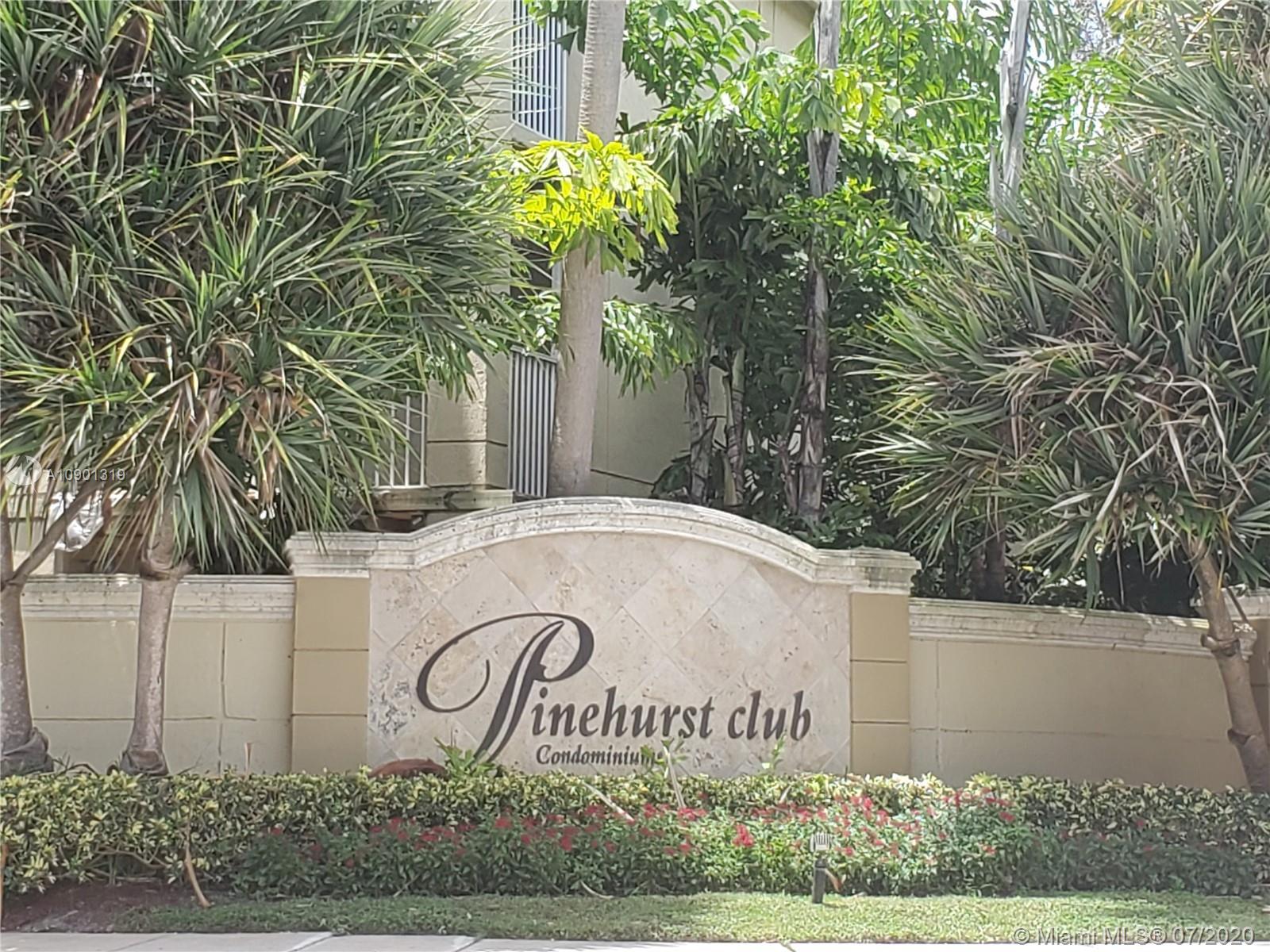Pinehurst, 460 S Park Rd Unit 6-109, Hollywood, Florida 33021