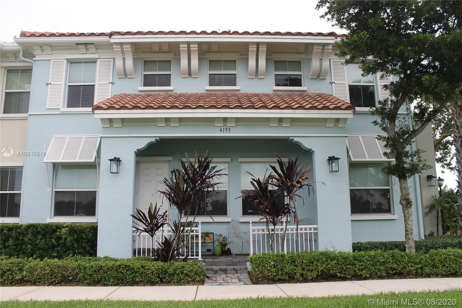 4195 Cascada Circle, Cooper City, Florida 33024