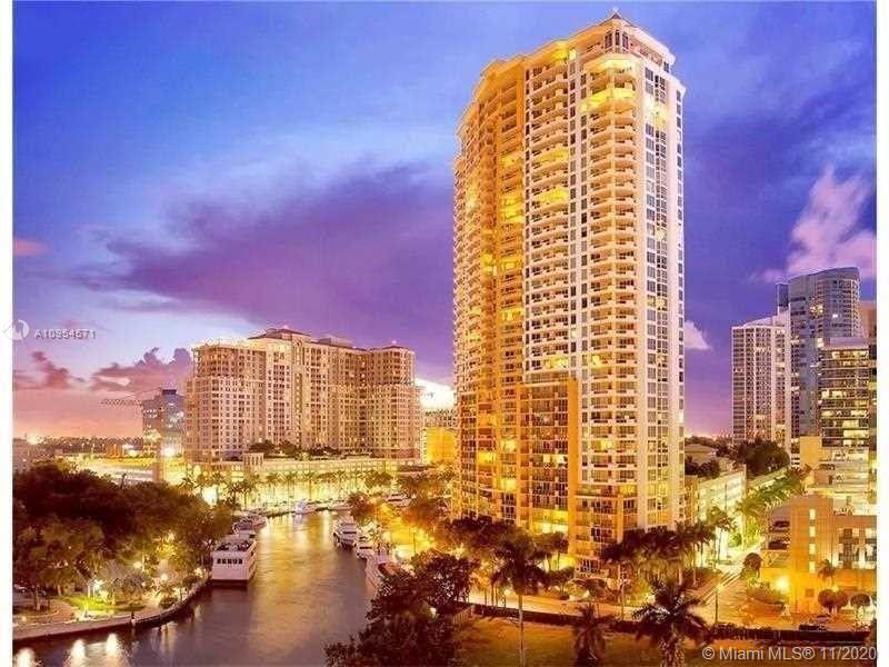 Las Olas Grand, 411 N New River Dr E Unit 3601, Fort Lauderdale, Florida 33301