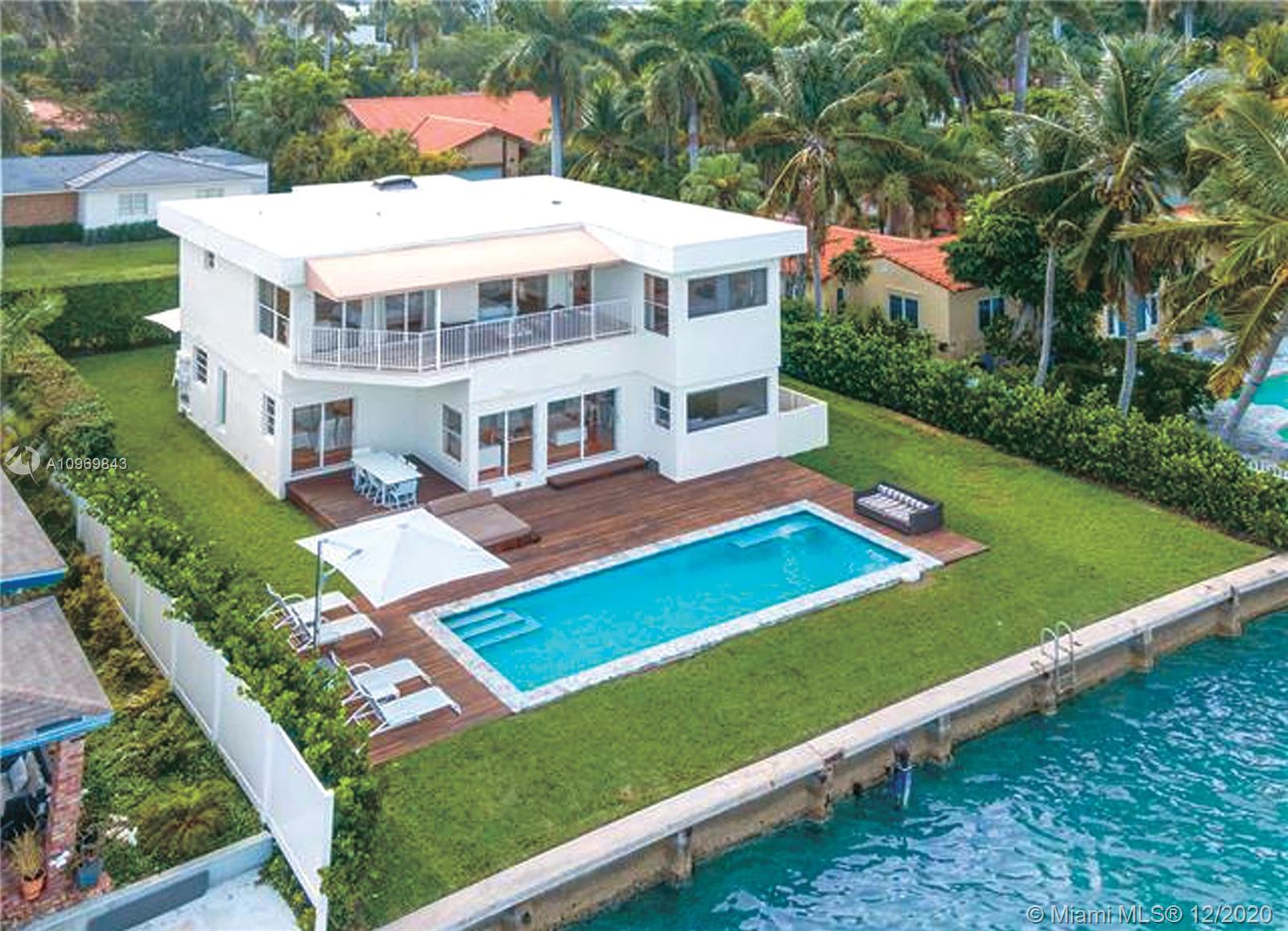 7711 Beachview Dr, North Bay Village, Florida 33141