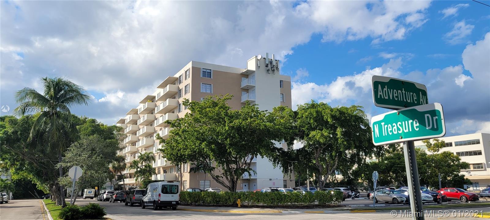 Island Place, 1455 N Treasure Dr Unit 6 A, North Bay Village, Florida 33141