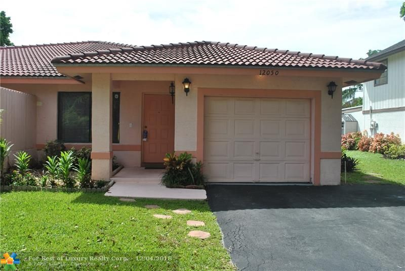 12050 NW 33rd St, Coral Springs, Florida 33065