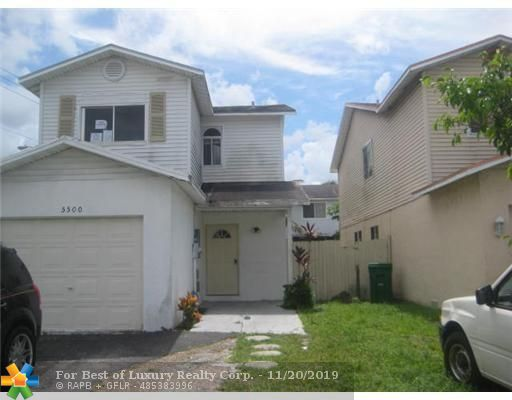 5500 NW 22nd St, Lauderhill, Florida 33313
