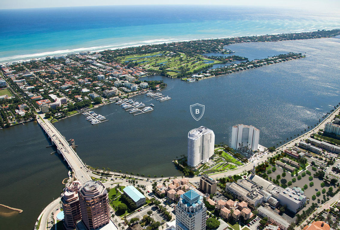 1100 S Flagler Unit 10d, West Palm Beach, Florida 33401