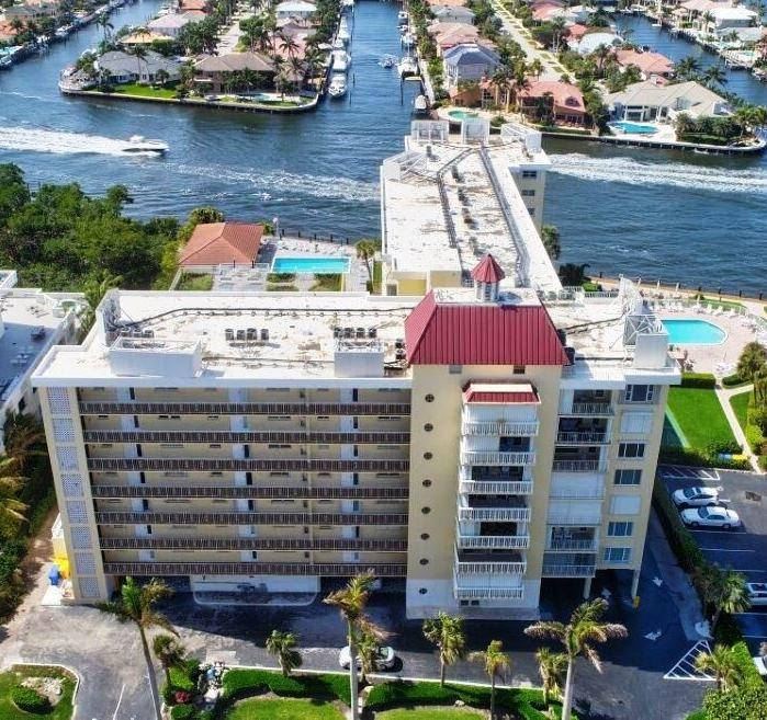 3114 S Ocean Unit 806, Highland Beach, Florida 33487