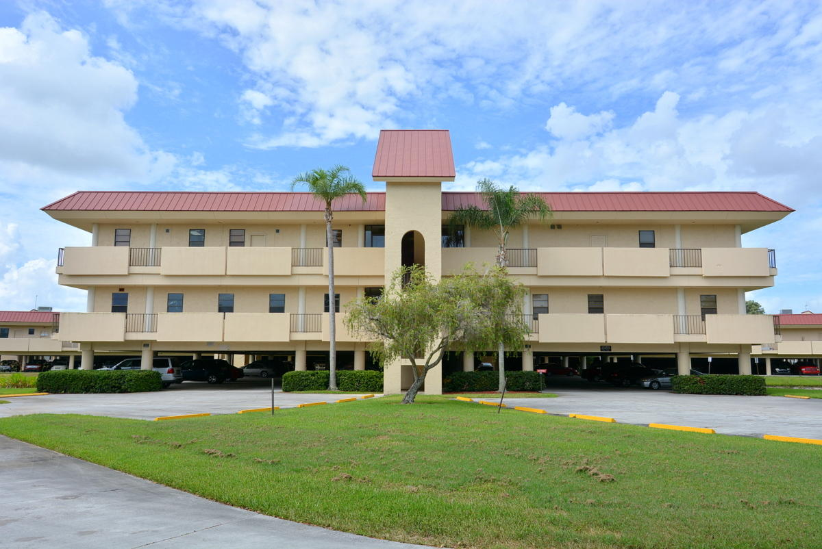1801 Hillmoor Unit C - 101, Port Saint Lucie, Florida 34952