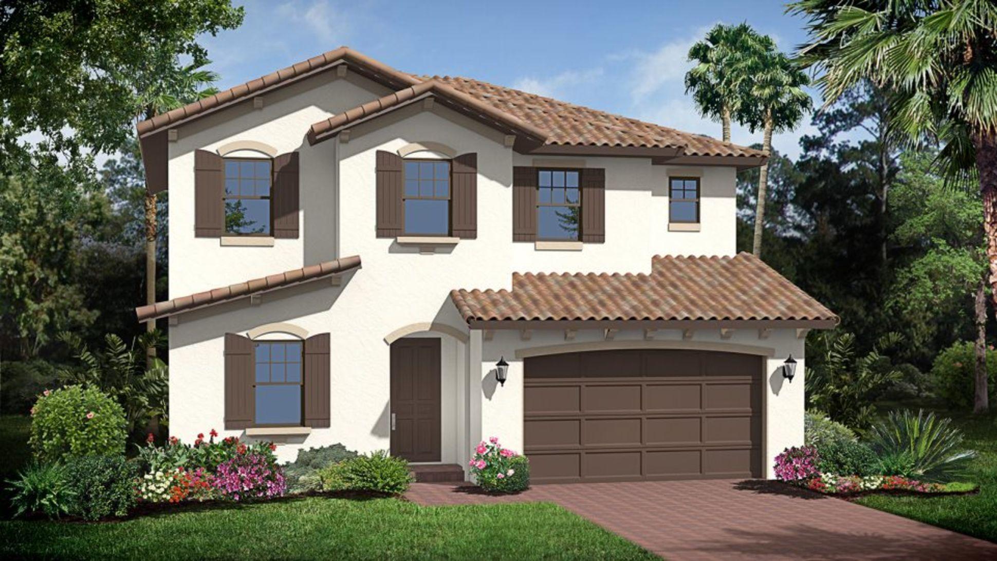 Watercrest, 9390 Carrington, Parkland, Florida 33076