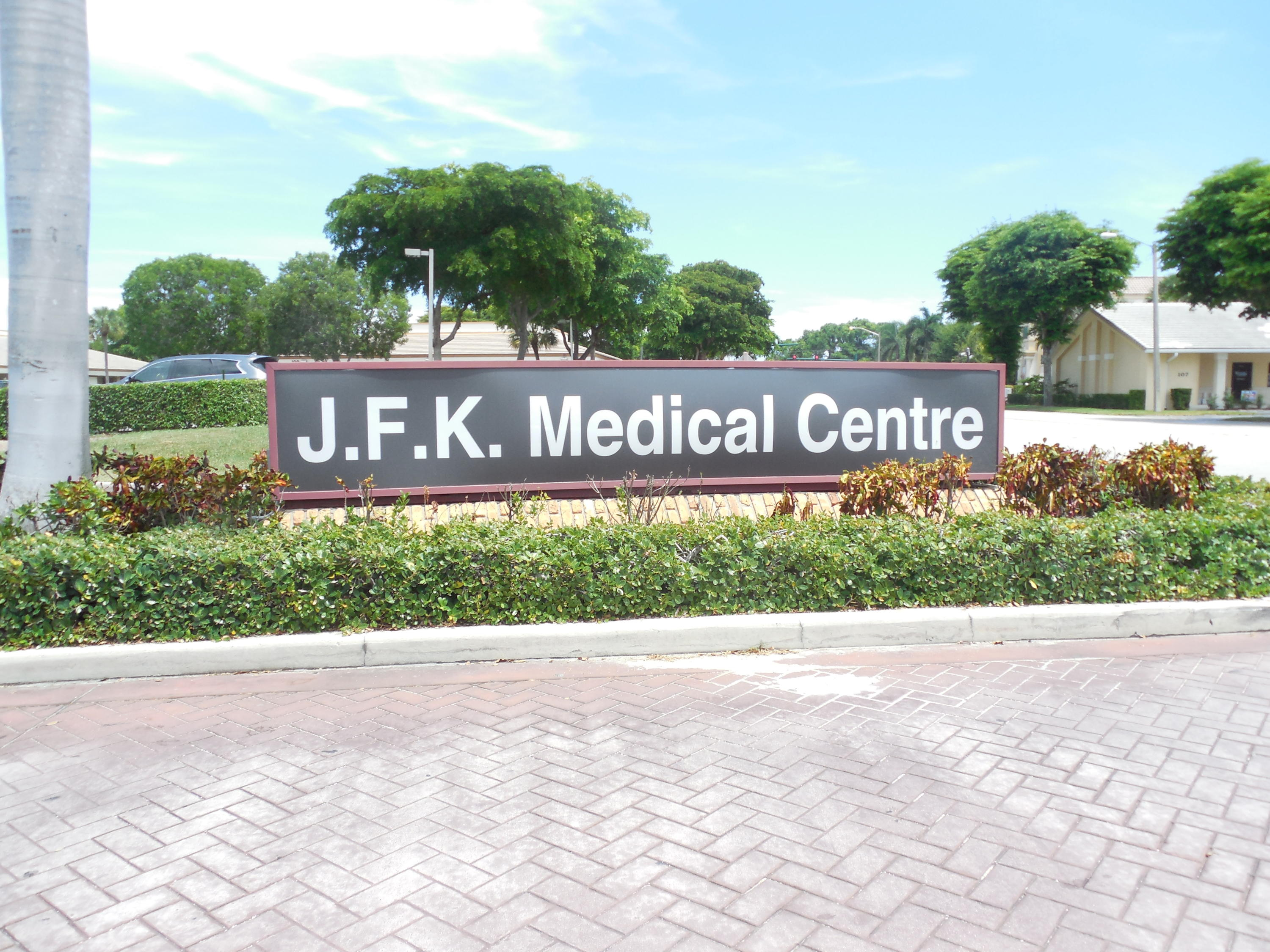 110 John F Kennedy Unit 116, Atlantis, Florida 33462