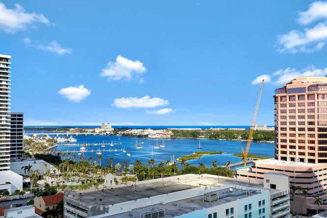 801 S Olive Unit 1610, West Palm Beach, Florida 33401