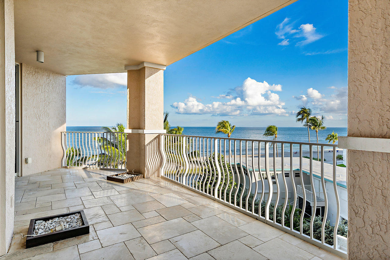 Europa By The Sea, 1460 S Ocean Unit 403, Lauderdale By The Sea, Florida 33062