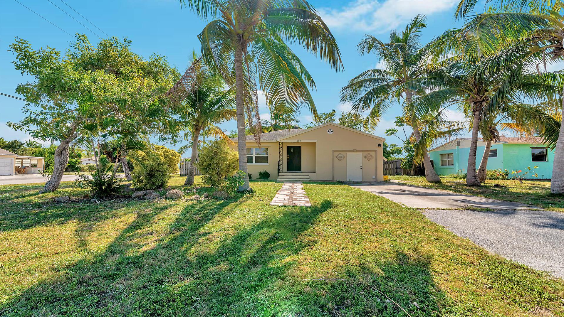 402 W Mango, Lantana, Florida 33462