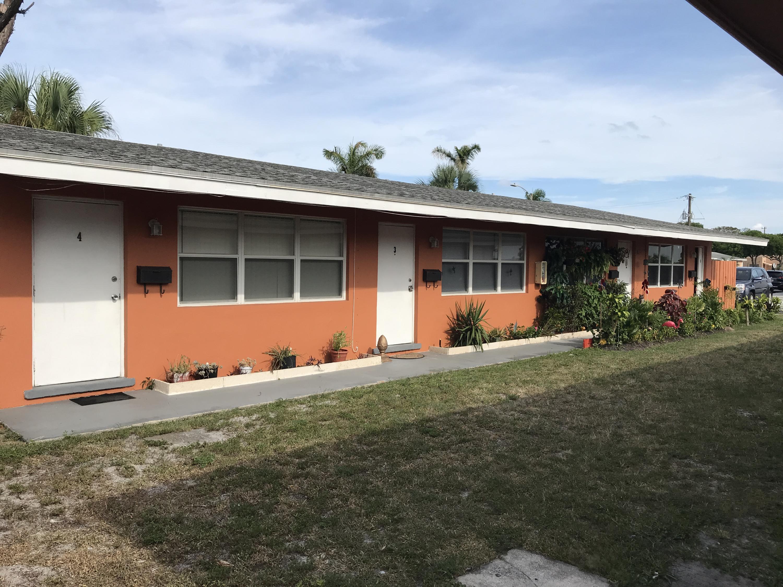 521-525 Hunter Street, West Palm Beach, Florida 33406