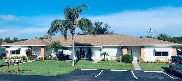 119 Lakes End Unit D, Fort Pierce, Florida 34982