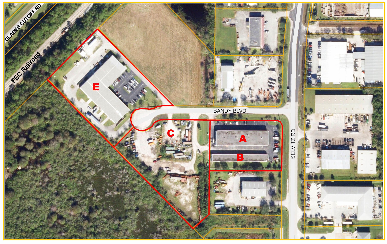 4101-4252 Bandy, Fort Pierce, Florida 34981