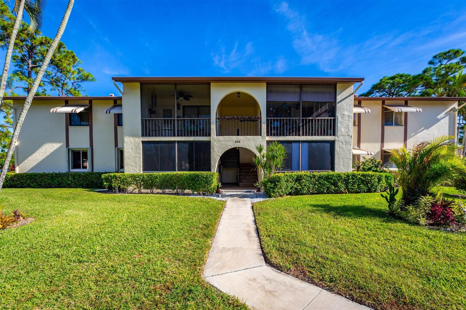 324 Knotty Pine Unit A-1, Greenacres, Florida 33463