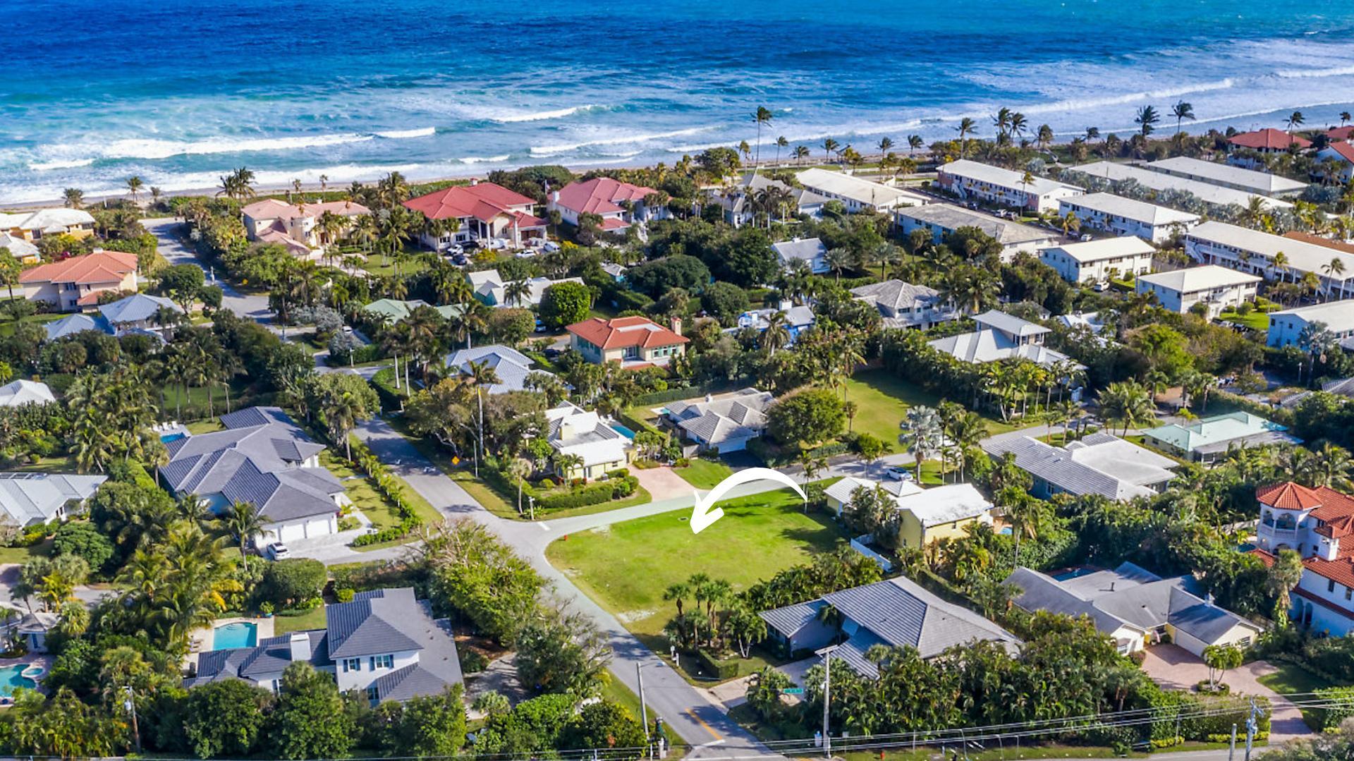 76 Beachway, Ocean Ridge, Florida 33435