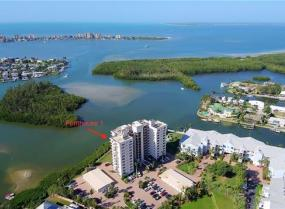 18120 San Carlos Unit PH1, Fort Myers Beach, Florida 33931
