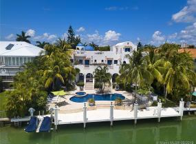 Biscayne Key Estates, 760 Harbor Dr, Key Biscayne, Florida 33149
