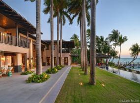 Matheson Estates, 9 Harbor Pt, Key Biscayne, Florida 33149