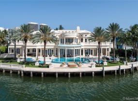 Bal Harbour Residential, 182 Bal Bay Dr, Bal Harbour, Florida 33154