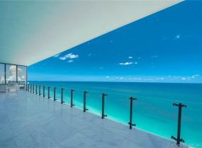Porsche Design Tower, 18555 Collins Ave Unit 3401, Sunny Isles Beach, Florida 33160