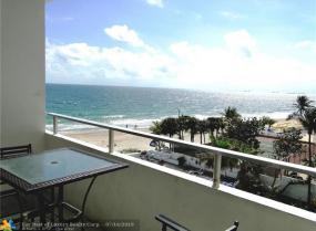 Ocean Manor, 4040 Galt Ocean Dr Unit 418, Fort Lauderdale, Florida 33308