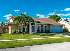 Village Homes, 16920 SW 5th Ct, Weston, Florida 33326