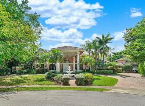 Les Jardins, 4445 NW 24th, Boca Raton, Florida 33431