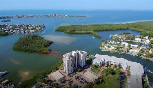 18120 San Carlos Unit PH1, Fort Myers Beach, Florida 33931