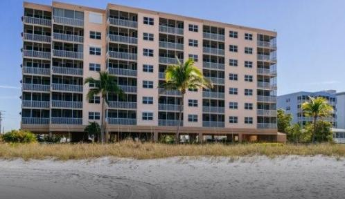 250 Estero Unit 603, Fort Myers Beach, Florida 33931