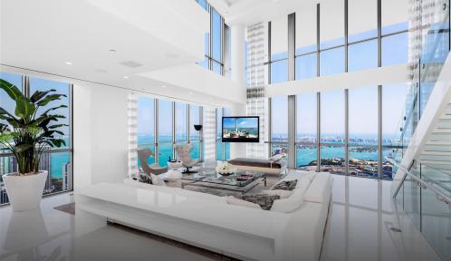1100 Biscayne Blvd Unit 6401, Miami, Florida 33132