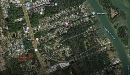 Ridgewood, Edgewater, Florida 32141
