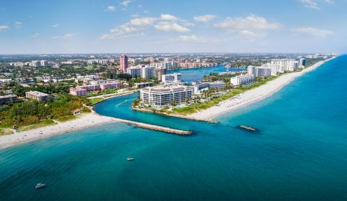 1000 S Ocean Unit 603+604, Boca Raton, Florida 33432