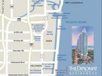 Diplomat Oceanfront Residences Preview