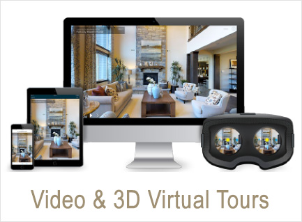 Video & 3D Virtual Tours